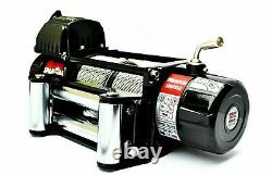 WARRIOR SPARTAN 12000 12v WINCH FOR RECOVERY & OFFROAD 12SPS12